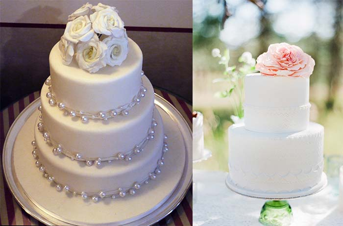 Decorated Wedding Cakes Into Gorgeous Cakes
