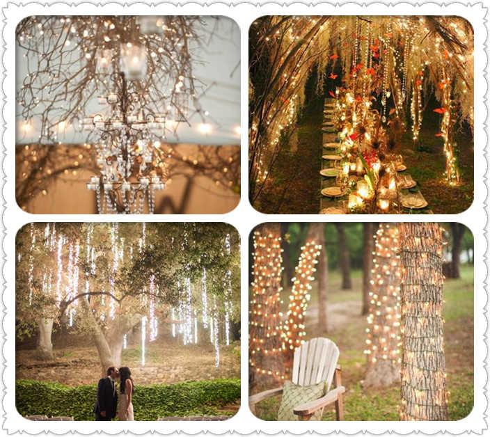 beautiful creative lighting