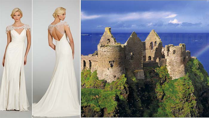 beautiful meidieval wedding dresses