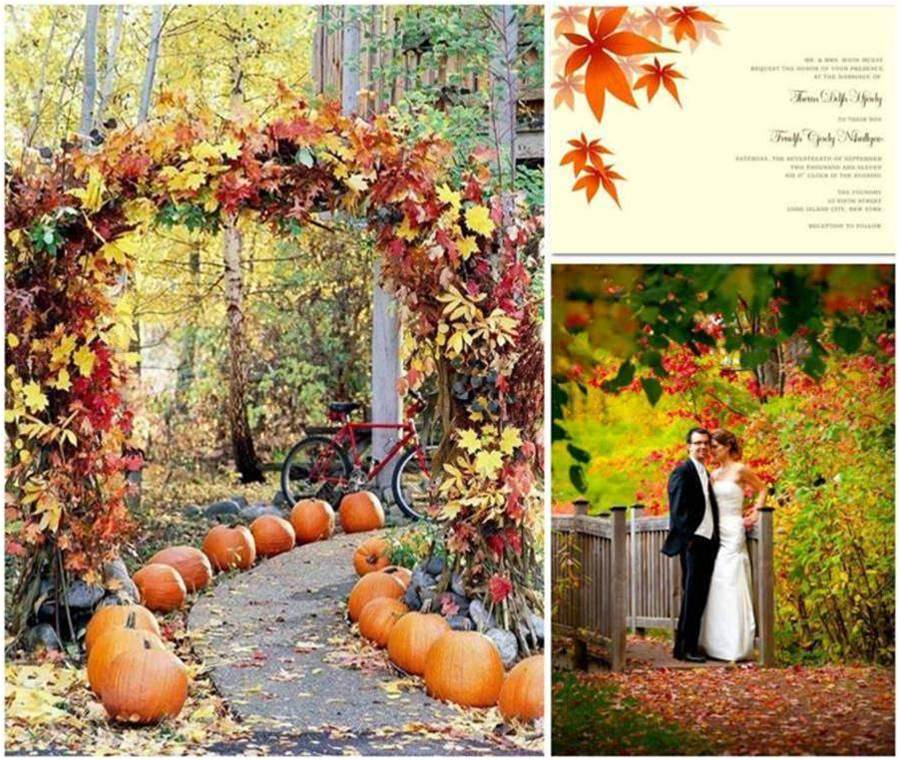 Fall Wedding Decoration Ideas On A Budget: Most Useful Cheap Wedding Ideas- Choose Wedding Venus