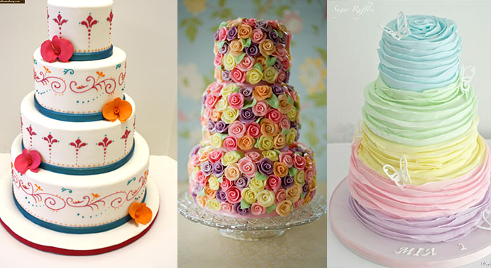 beautiful wedding cakes