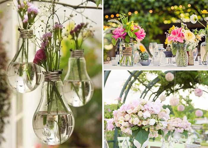 beautiful wedding flowers for garden wedding