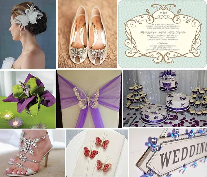 butterfly wedding ideas Archives - Happyinvitation.com Invitation World