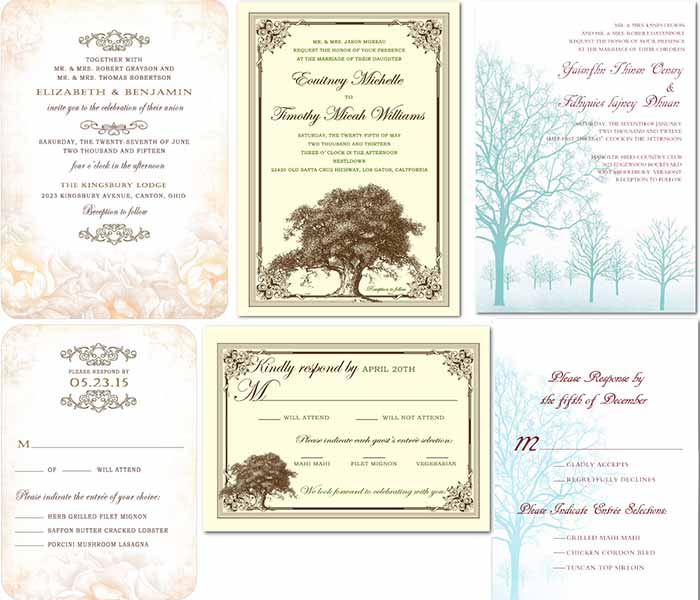 For Without Words Paper Wedding Invitations: How To Word A 'NO KIDS' Wedding Invitations