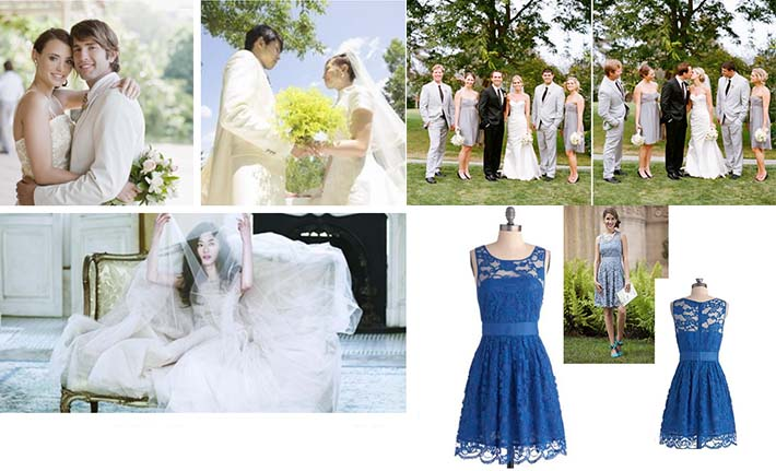 dresses for picnic wedding party