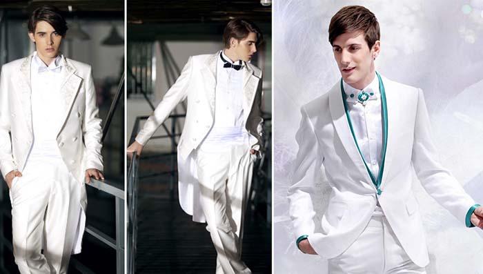 exquisite groom suit