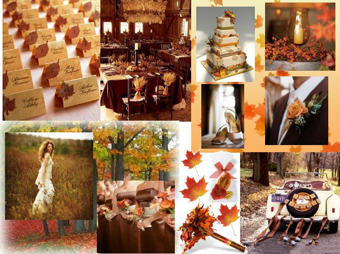 Warm Color WeddingHappyinvitation Invitation World
