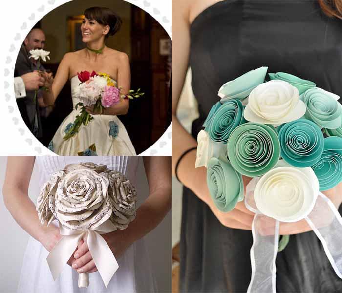 fun wedding flower ideas