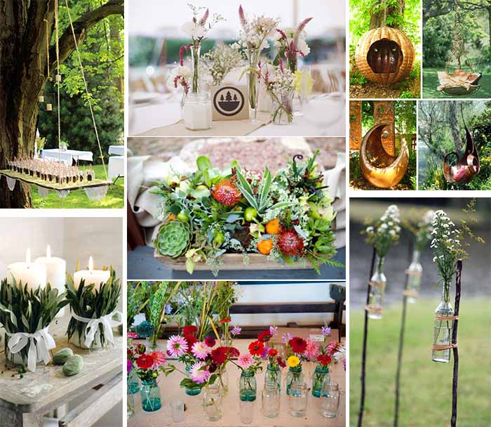 Out Door Wedding Theme- Camping Wedding Ideas