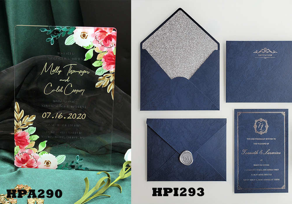wedding invitations for small wedding party