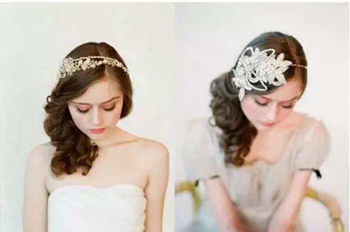 make up of bride