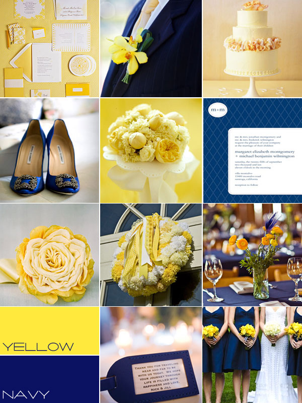 Navy Blue Wedding Ideas For Fall 2014 Happyinvitation