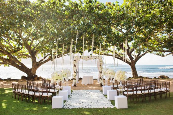 small wedding background
