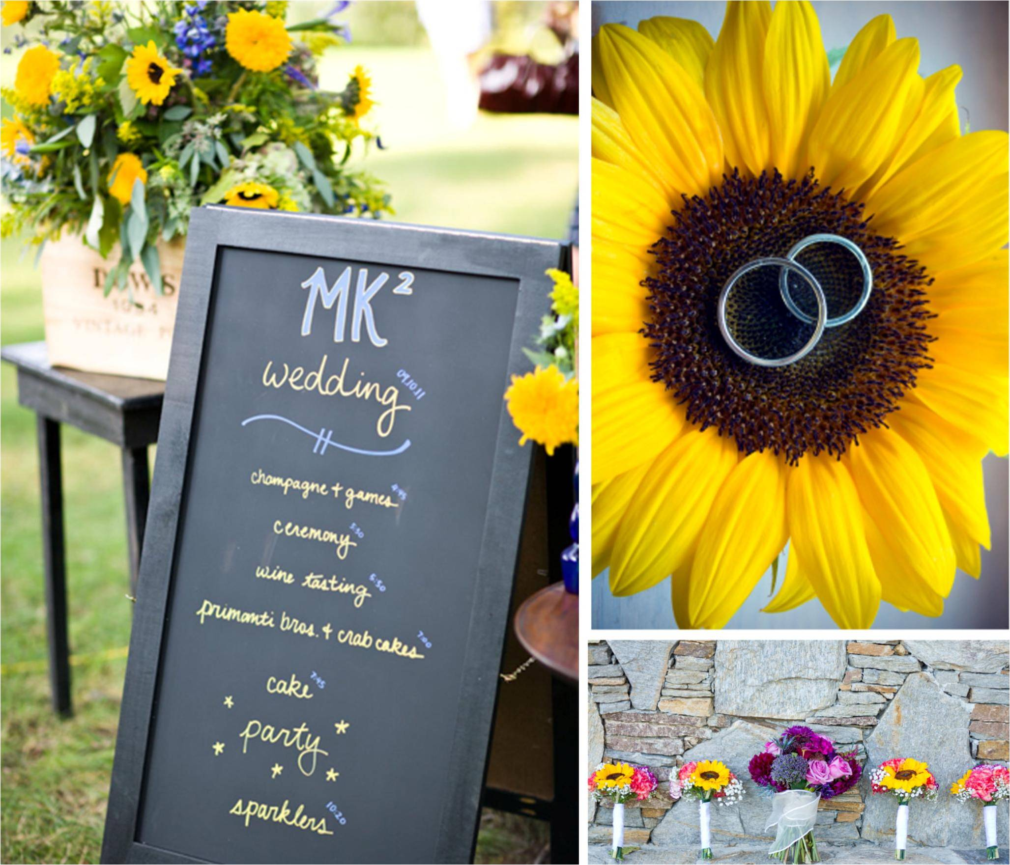 Sunflower Wedding Theme Archives Happyinvitation Invitation World