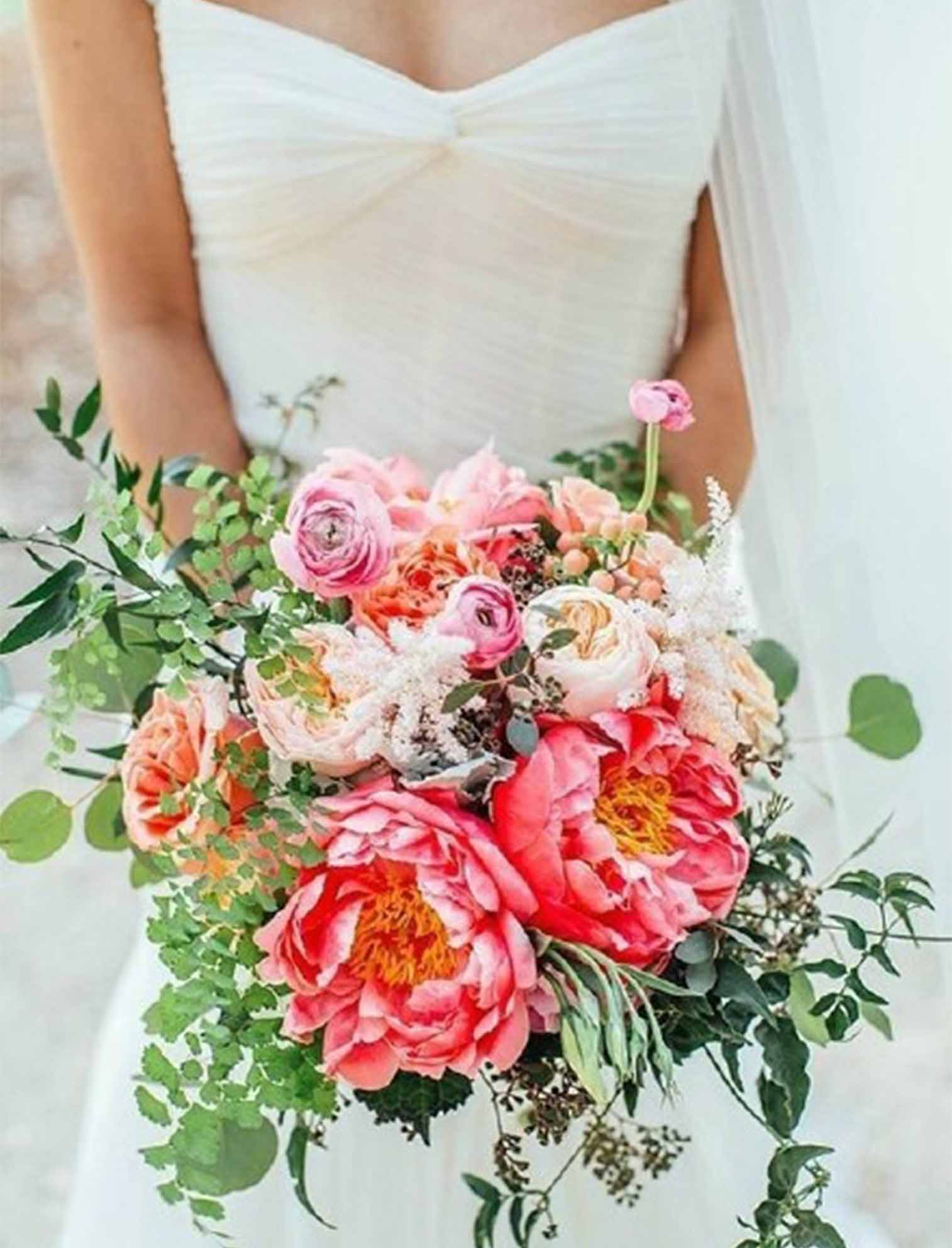 wedding bouquets for woodland wedding party