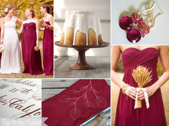 Fall wedding archives happyinvitation invitation world cranberry colors themed fall wedding junglespirit Gallery