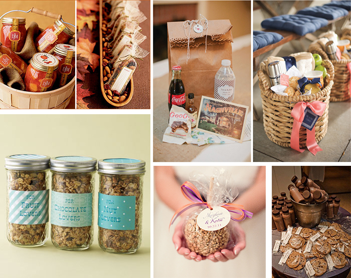 Wedding Gift Ideas For Out Of Town Guests : wedding favor for out town guests