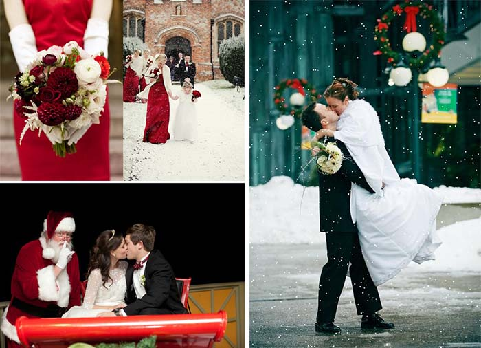 Картинки по запросу winter wedding ideas 2015
