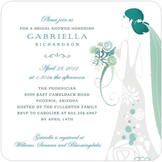 dreamful princess bridal shower invitation cards hpb144